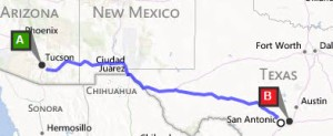 Tucson_Tx_map