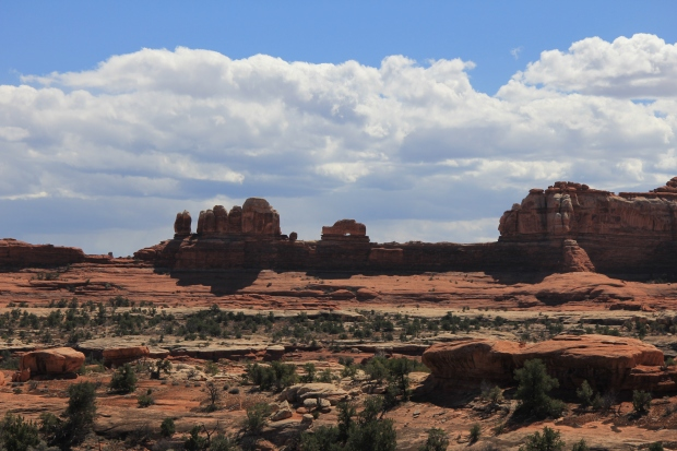 Wooden Shoe Arch, Canyonlands