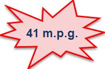 41mpg