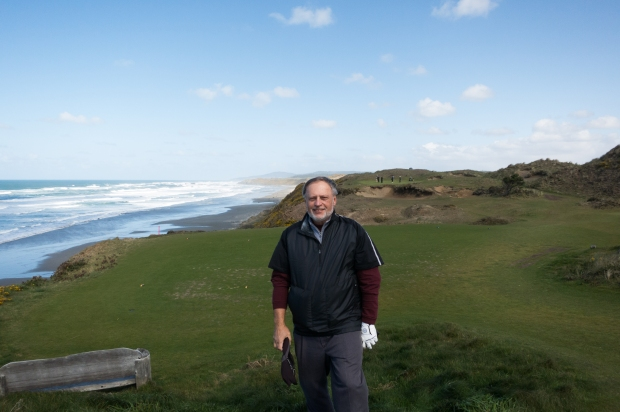 Pacific Dunes, Eleventh Tee