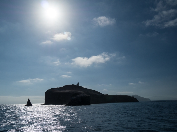 East Anacapa Island