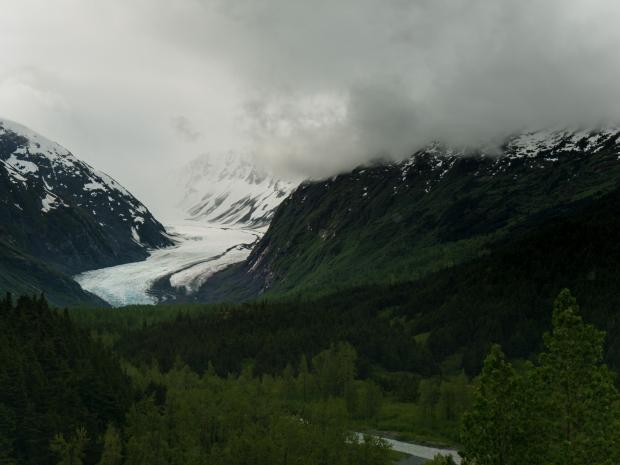 Bartlett Glacier